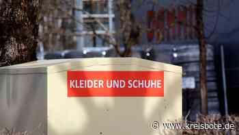 Junger Mann unter Drogeneinfluss beschäftigt die Polizei in Oberstaufen - Kreisbote