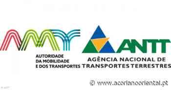 AMT aprova procedimentos de transporte público em Ponta Delgada, Alto Alentejo, Sátão e Abrantes - Açoriano Oriental