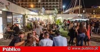 Entre dança e convívio, noite de Ponta Delgada vai retomando a normalidade - PÚBLICO