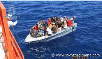 El Gobierno asegura que Argelia ha evitado la llegada de 1.500 personas - La Voz de Almería