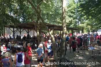 A Viriat (Ain), le 14 juillet est célébré le jour de la fête des moissons... depuis 1880 ! - France 3 Régions