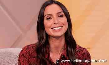 Christine Lampard leaves fans speechless with bargain Lorraine dress - HELLO!