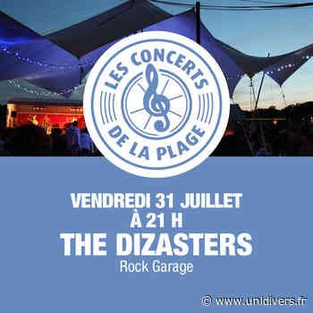 [ANNULÉ] The Dizasters en concert Nevers Plage vendredi 31 juillet 2020 - Unidivers