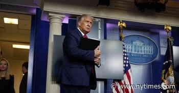 Gettysburg? The Liberty Bell? Trump Weighs R.N.C. Speech Options