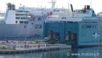 Une nouvelle compagnie de ferry pour le Maroc dans le port de Sète - Midi Libre