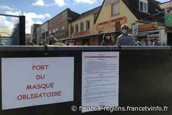Coronavirus : après Le Crotoy et Fort-Mahon, le port du masque est obligatoire à Quend-Plage - France 3 Régions