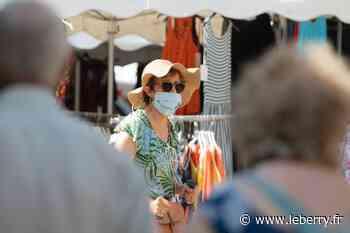 A Saint-Amand-Montrond, le masque pourra « ponctuellement » être imposé à l'extérieur - Le Berry Républicain