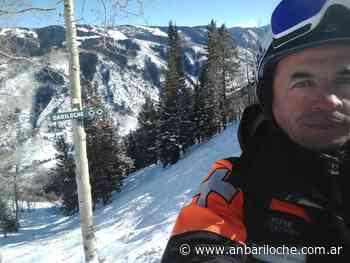 El recuerdo a Mario Ruiz, de Bariloche a Aspen - ANB