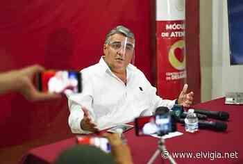 Llama Ruiz Uribe a prevenir incendios - El Vigia.net