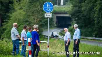 Ense-Sicherheit-Radfahrer-Unterführung-Autobahn-Füchten - soester-anzeiger.de