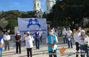 Proponen en Chilpancingo usar cubrebocas 15 días para contener Covid 19 - Quadratin Guerrero