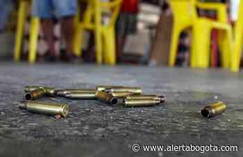 Tanda de plomo se llevó para siempre a un joven en Ciudad Bolívar - Alerta Bogotá