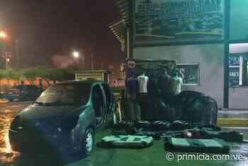 Cinco arrestados por robo y desmantelamiento de vehículo en Ciudad Bolívar - primicia.com.ve