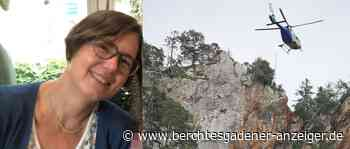 Trotz intensiver Suche und Ermittlungen: Vermisste Wanderin aus München bleibt verschwunden - Berchtesgadener Anzeiger