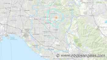 3.5-Magnitude Earthquake and Aftershocks Rattle Yorba Linda Area - NBC Southern California