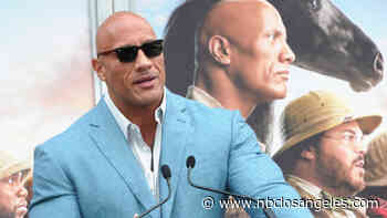 "Dwayne ""The Rock"" Johnson Acquires XFL - NBC Southern California"