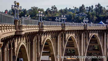 Celebrate the Colorado Street Bridge From Afar - NBC Southern California