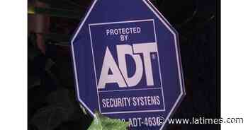 Google invests $450 million in home security firm ADT - Los Angeles Times
