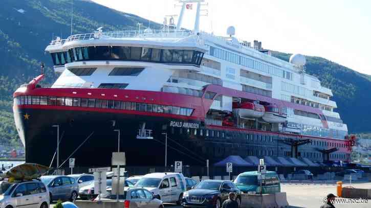 36 Corona-Infizierte auf norwegischem Schiff – auch ein Deutscher - noz.de - Neue Osnabrücker Zeitung