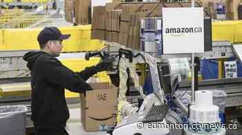 Now hiring: Amazon seeks more than 600 full-time workers for new Nisku warehouse - CTV News