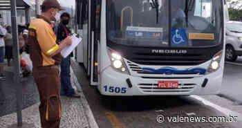 Prefeitura de Caraguatatuba autua Praiamar Transportes por lotação e falta de limpeza de veículos - Vale News