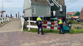 Maatregelen tegen toeristen op Marken tijdens uitvaart Tamar - NH Nieuws