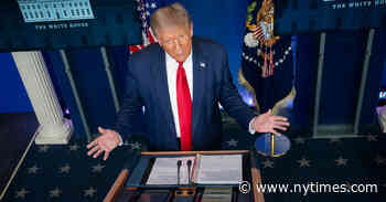 Trump Again Assails Mail-In Voting
