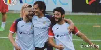 Nicolás Medina destaca en el once ideal de la temporada en la liga de Andorra - RedGol