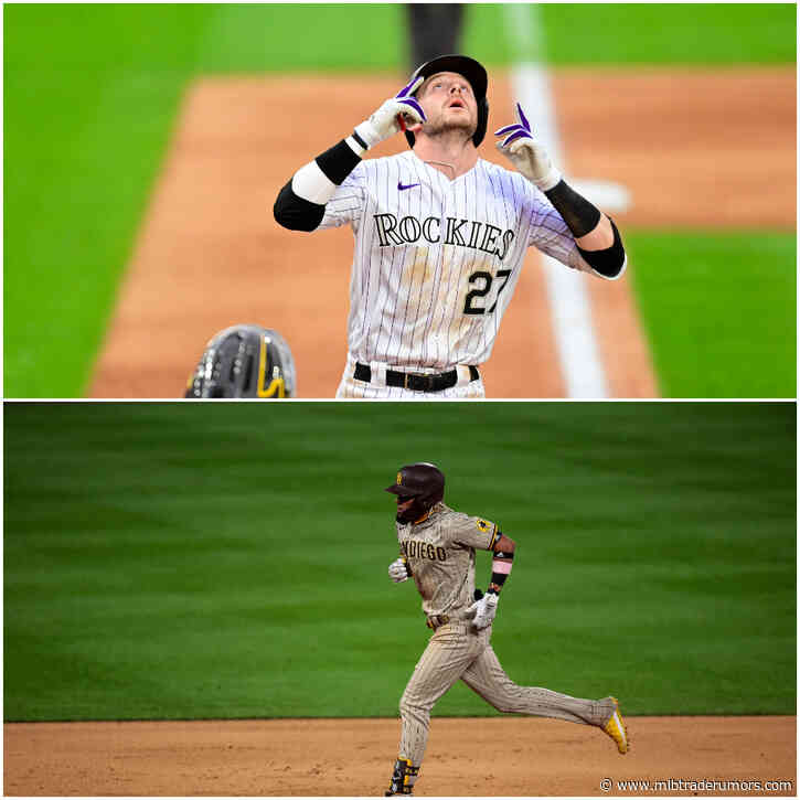 Rockies V. Padres: Who's More Likely To Make Playoffs?