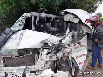 Identifican a los tres muertos por accidente entre Ciénaga de Oro y La Ye - LA RAZÓN.CO