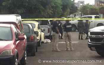 Asesinan a dos en Valle de Santiago - Noticias Vespertinas