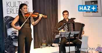 Isernhagen: Devion Duo gibt erstes Konzert seit Corona im KulturKaffee Rautenkranz - Hannoversche Allgemeine