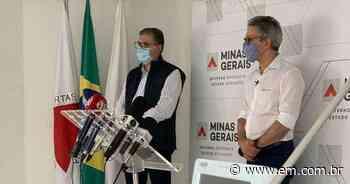 Coronavírus: Romeu Zema entrega respiradores em Coronel Fabriciano - Estado de Minas