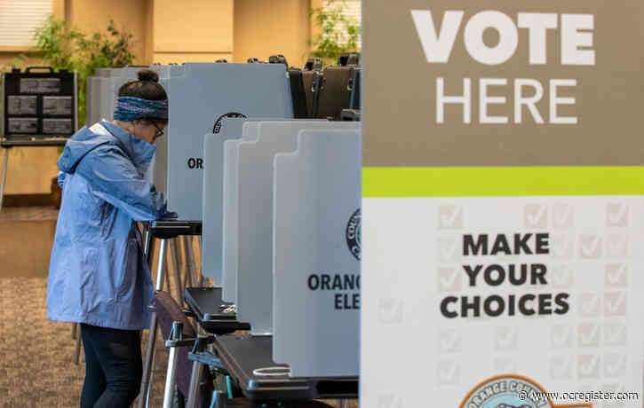 Democrats take fundraising lead in Orange County's State Senate, Assembly battles