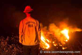 Vehicle malfunction sparked Southern California wildfire - Lacombe Express