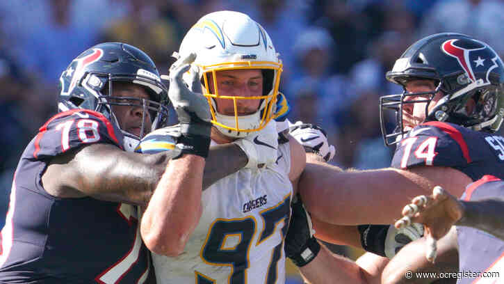Joey Bosa went from stressful car wait to long-lasting Charger