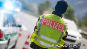 Auto brennt auf A7 aus: Weiterer Unfall am Stauende - Nordbayern.de