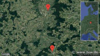 Neusitz: Gefahr durch Gegenstand auf A 7 zwischen Rothenburg ob der Tauber und Wörnitz in Richtung Ulm - Zeitungsverlag Waiblingen