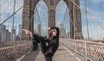 La Gacilly. Morgane Thomas partage sa passion de la danse. Sport - maville.com