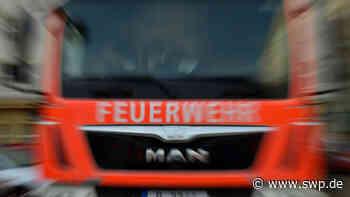 Brand Senden Ay: Kriminaldauerdienst der Polizei hat Ermittlungen zur Ursache aufgenommen - SWP