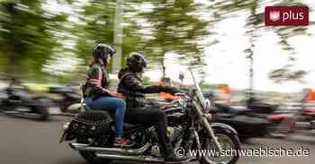 Noch kein Motorradparkplatz für Blaubeuren | schwäbische.de - Schwäbische