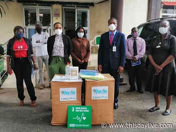 LIuvia Health Donates PPEs, Others to Lagos Health Workers - THISDAY Newspapers