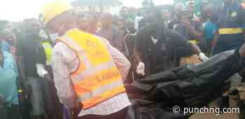 One dead as gas explodes in Lagos - The Punch