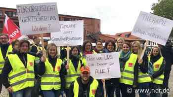 Seesen: Streik bei Asklepios-Klinik - NDR.de
