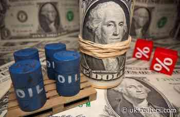 Oil prices drop on fuel demand worries as coronavirus flares up - Reuters UK