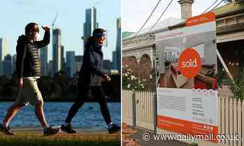 House prices are set to plummet as Melbourne begins the most extreme lockdown in the world