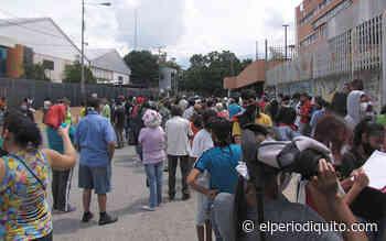 En Maracay aprovecharon último día para el RE - El Periodiquito
