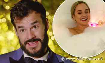 Inside the wild new season of The Bachelor: Extended trailer reveals a racy Zoom bubble bath date