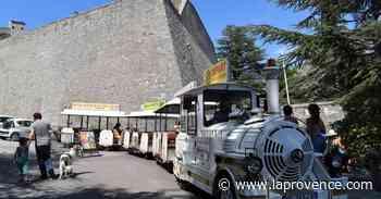 Sisteron : visitez le village et la citadelle avec le petit train ! - La Provence