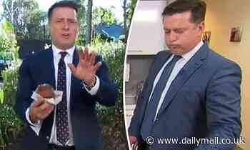 Today host Karl Stefanovic reveals the results of his weight loss challenge